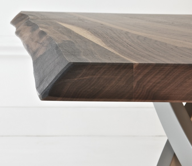Millennium 160x90 (200/240) Tavolo da soggiorno