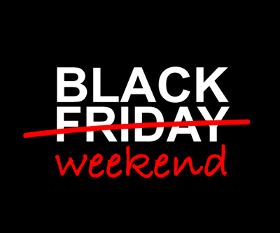 Progetto Sedia e Black Weekend 2017