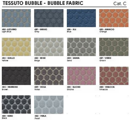 Tessuto Bubble Fabric- Midj