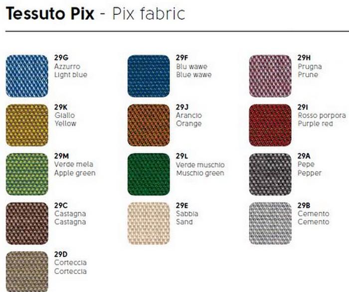 Tessuto Pix Fabric - Midj